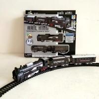 RAIL KING Express Train Mainan Kereta Api Anak - Anak