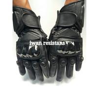 sarung tangan kulit asli, sarubg tangan motor, golves full