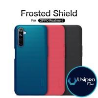 Hard Case Nillkin Super Frosted Shield OPPO Realme 6 Original Casing