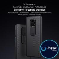 Hard Case Nillkin CamShield Xiaomi Redmi Note 9 Pro Original Casing