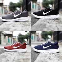 Sepatu Sport Pria Nike PRO Sepatu Sneakers Fashion pria Olahraga