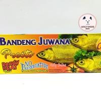 Juwana Ikan Bandeng Presto No Preservatives Siap Santap 300g Isi 2 pcs
