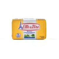 Elle & Vire Butter Unsalted 200g