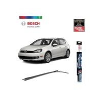 Wiper Mobil VW Golf MK6 Sepasang Bosch Aerotwin Multiclips