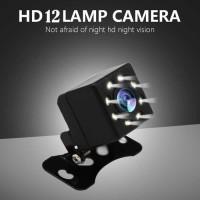 Kamera Mundur Mobil Camera Car Rearview 12 LED FHD Nightvision