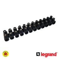 Legrand Krustin 25mm 34219 Hitam Terminal Klustin 25 mm Black