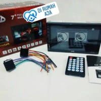Head Unit Double Din Android Mirrorlink | Garansi 1 tahun