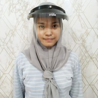 safety face shield helmet pelindung apd anti droplets