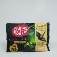 NESTLE KITKAT GREEN TEA MINI 12'S