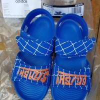 sandal sepatu anak adidas alta swim original size 33/20cm