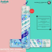 Batiste Fresh Light & Breezy Dry Shampoo 200ml
