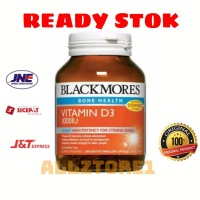 Blackmores Vitamin D3 1000IU 200 capsul
