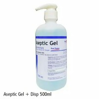 Aseptic gel 500ml onemed