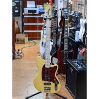 Ibanez TMB100 Maple 4 String Mustard Yellow Flat - Bass 4 Senar MWF