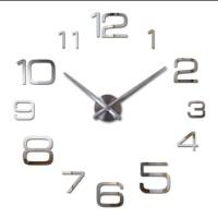 jam dinding besar diy 3d / giant Wall clock
