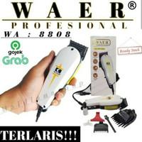 Alat Cukur Rambut Water Profesional Wa-8808 / Hair Cliper Wa-8808