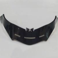 spoiler helm KYT R10 model 2 warna hitam