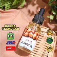 Namikami Hazelnut Oil Serum 30ml - Minyak Kemiri - Face Oil Serum Acne