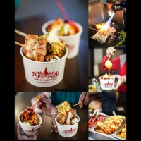Phi Phi Thai Street Food - Makanan khas Thailand (menu #1)