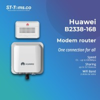 Huawei B2338-168 Outdoor CPE Router 4G LTE
