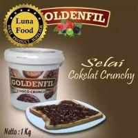 goldenfil choco crunchy slay