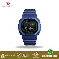 Jam Tangan Digitec DG 2024 DG2024 Tali Rubber Pria