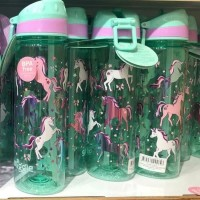 SMIGGLE UNICORN STRAIGHT UP DRINK BOTTLE - BOTOL MINUM Berkualitas