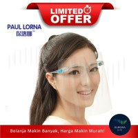 [LIMITED OFFER] PAUL LORNA Protective Face Shield