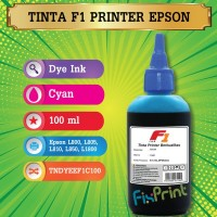 Tinta F1 100ml Refill Printer Epson L110 L120 L210 L220 L300 L310