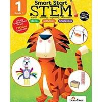 jual murah Evan-Moor Smart Start STEM Grade 1 Activity Book Hands