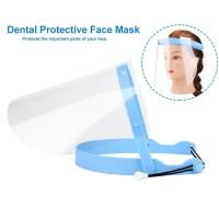 best quality 1pc Masker Pelindung Wajah Dengan Model Full-Face Dan