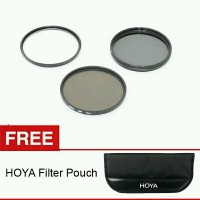 Hoya Digital Filter Kit 52 MM - Lensa Kamera