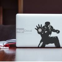Decal Macbook Sticker- Ironman 3 last stok