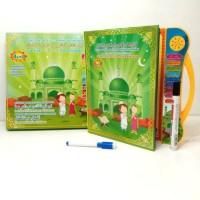 Ebook muslim 4 BAHASA e book mainan edukasi islamic buku anak pintar