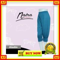 PR110 Celana Aladin Jumbo Pendek Murah Wanita Celana Muslim Wanita Cel