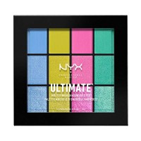 NYX PROFESSIONAL MAKEUP Ultimate Shadow Palette, Eyeshadow Palette, El