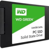 Dijual SSD WD Green 120GB SATA III Solid State Drive Diskon