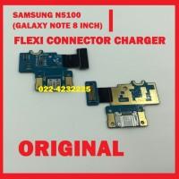 SAMSUNG N5100 GALAXY NOTE 8 INCH PAPAN PCB UI BOARD PORT CABLE KO