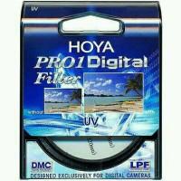 Filter HOYA UV Pro1 77mm for Lensa Canon Nikon Sony Alpha Panasonic