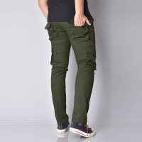 original CELANA CARGO / LONG CARGO BASIC TWIST ARMY PREMIUM -