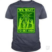 Kaos high zombies T-Shirt