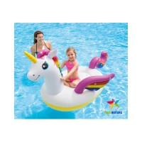 INTEX Unicorn Ride-On Pelampung Ban Renang Unicorn Anak Pony