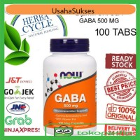 Now Foods GABA 500 mg 100 Veg Cap NOW GABA Now Food GABA ORI USA US""