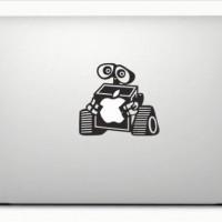Decal Macbook Sticker - Wall-E grab it fast