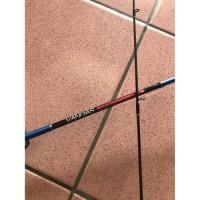 Joran maguro vangas 135 cm 4-12 lbs Ring Fuji - Joran Pancing - Rod