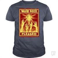Kaos thirsty zombies T-Shirt