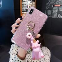Casing Untuk Samsung Galaxy S10 S9 S8 Plus S7 edge Note 9 Unicorn
