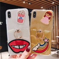 Soft Casing Samsung Galaxy S10 + S8 S9 Plus Note 9 S7 edge Lovely