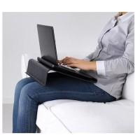 Promo Ongkir Ikea Brada - Alas Laptop HitamPink Uk.42X31 Cm Cm Limit
