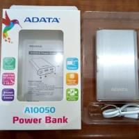 Keren Power Bank Adata A10050 suku cadang